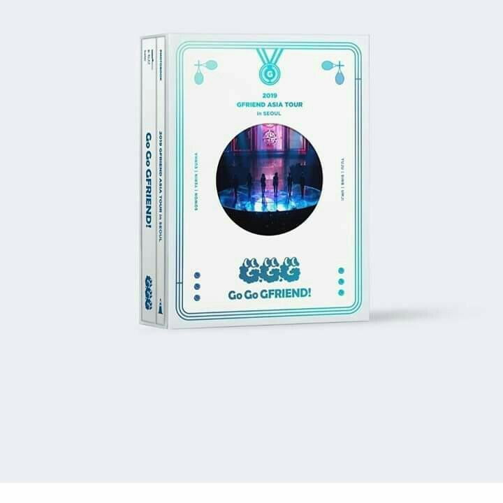 [PO] 2019 GFRIEND ASIA TOUR (GO GO GRIEND!) in SEOUL DVD