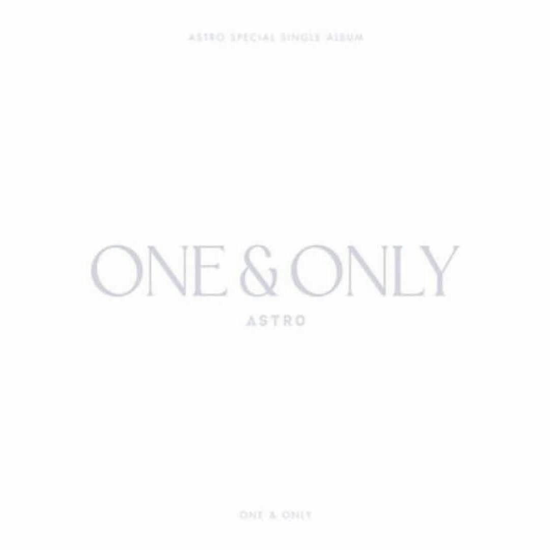 [Preorder]ASTRO Special Single Album -  ONE & ONLY
