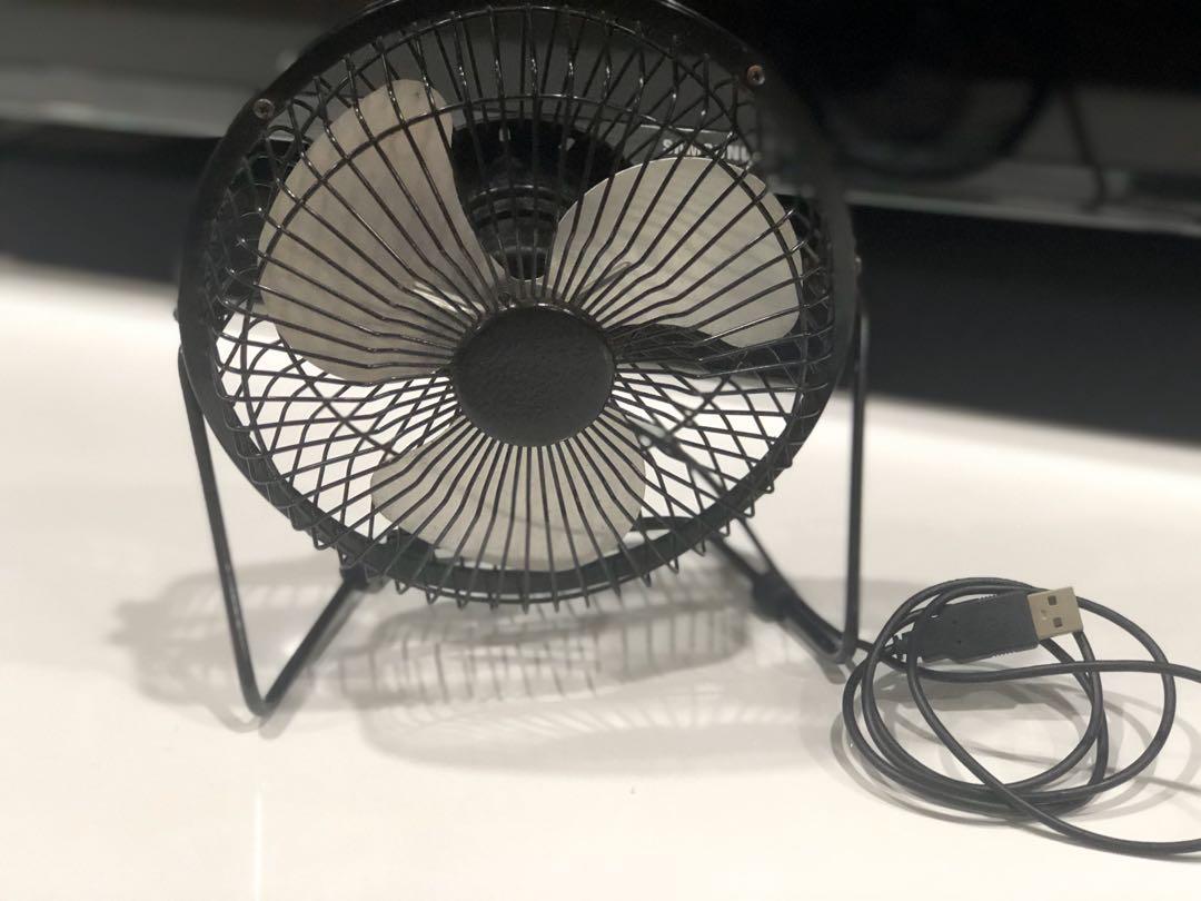 USB Fan table fan