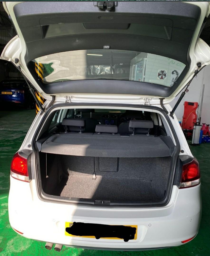 Volkswagen Golf 1.4 Cabriolet TSI DSG (A)