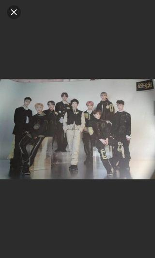 Nct 127 We Are Superhuman group poster