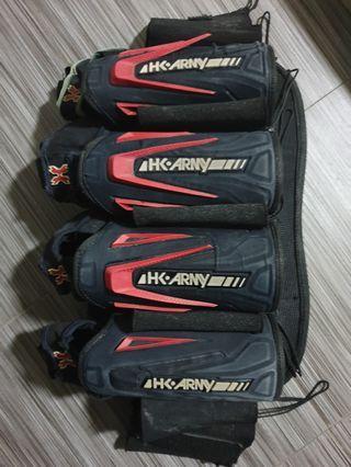 Paintball Harness HK 4+5