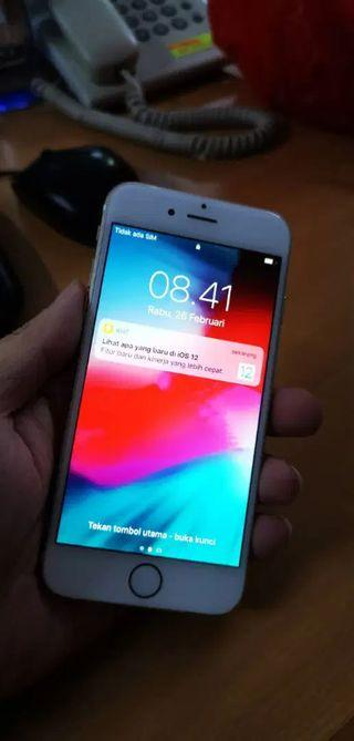 Dijual Iphone 6 16GB unit only