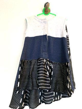 Baby girl dress lucu
