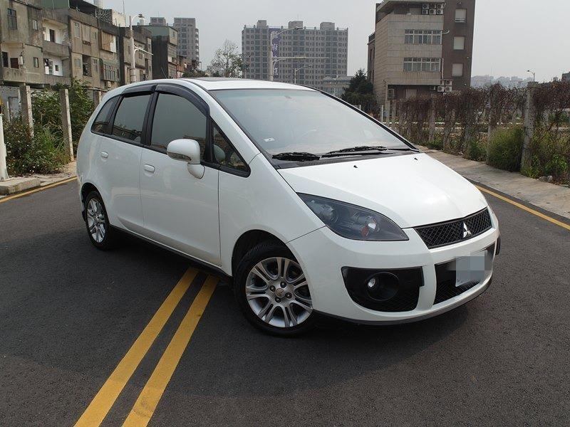 2010/三菱/Clot plus/1.6cc/白