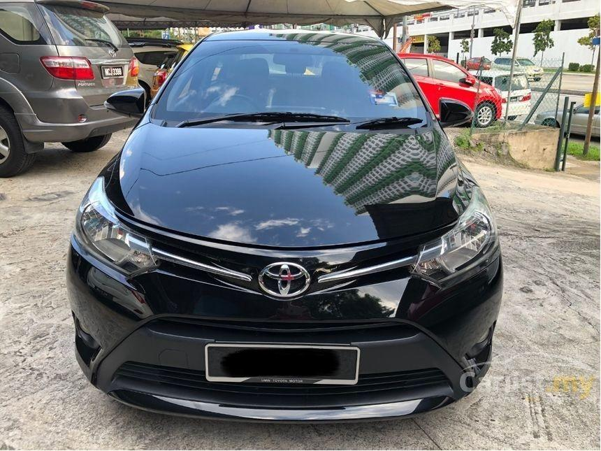 2014 Toyota Vios 1.5 E (A) One Owner  http://wasap.my/601110315793/ViosE2014