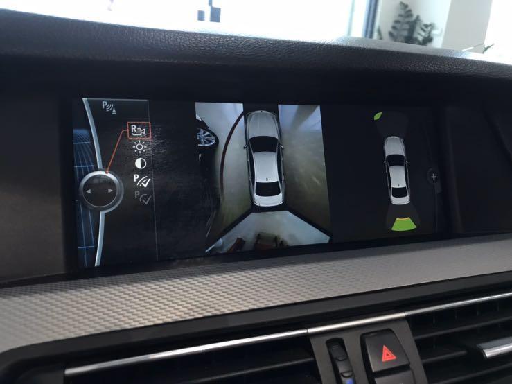 #535i M版 選配吸門  BMW 2011年 實跑