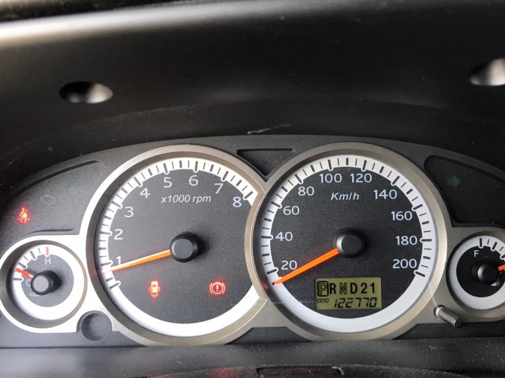 福特 Escape 2.3 灰 頂級配備 四輪傳動 地排 原钣件 只跑12萬