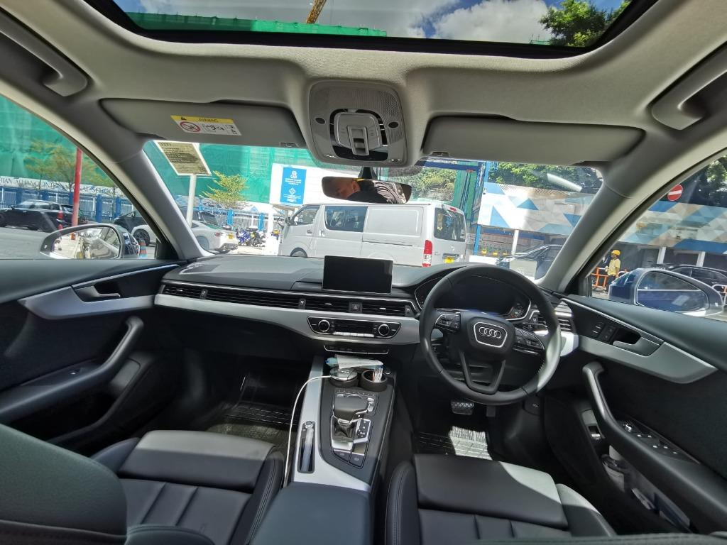 Audi A4 40TFSI A4 40TFSI Auto