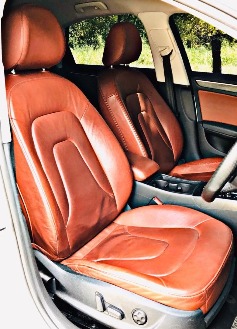 AUDI A4 TFSI QUATTRO S-LINE 2.0 AUTO SEWABELI BERDEPOSIT