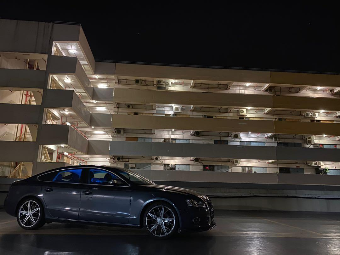 Audi A5 1.8 T Auto