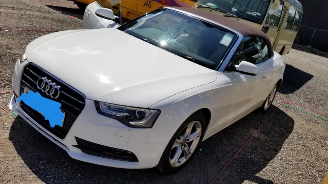 Audi A5 1.8T cabrio Auto