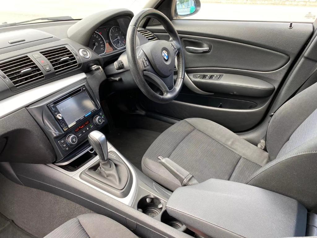 BMW 120i Hatch Back Auto