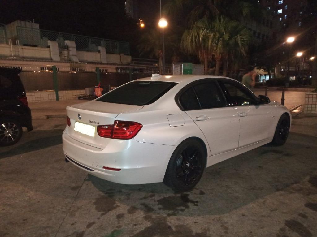 BMW 320d M Sport (A)