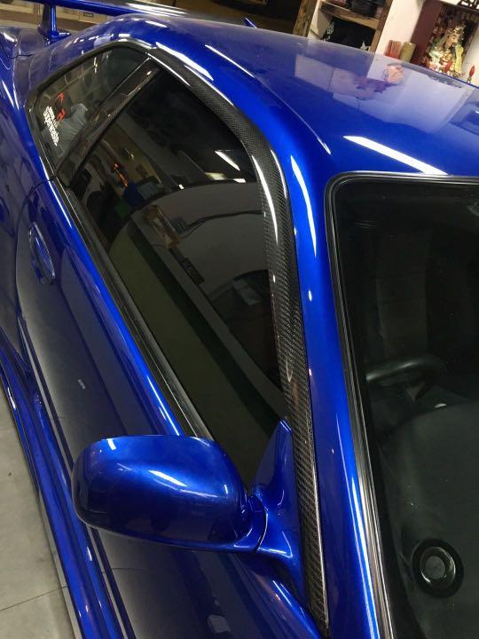 Nissan Skyline R34 GTT Manual