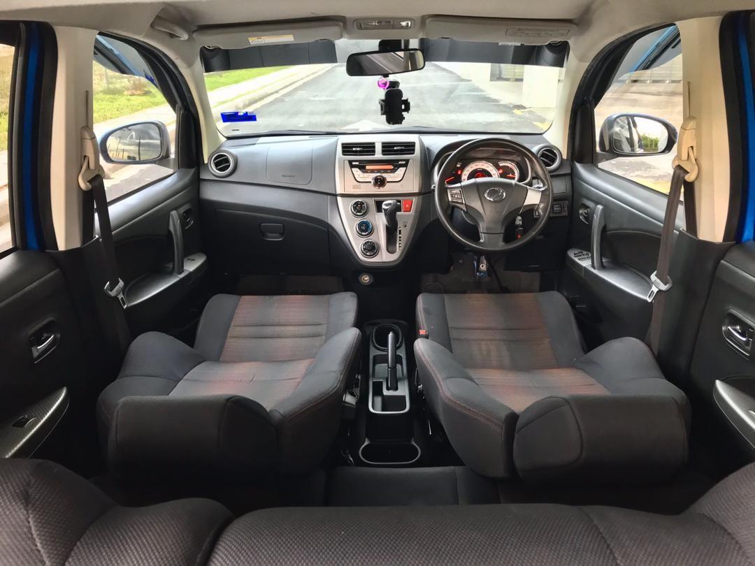 PERODUA MYVI 1.5 SE  AUTO  SAMBUNG BAYAR BERDEPOSIT/CONTINUE LOAN
