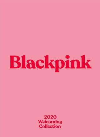 SEALED NEW FULL SET BLACKPINK WELCOMING COLLECTION 2020