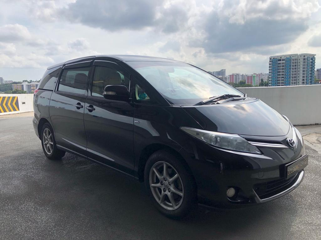 Toyota Previa For Rent ! Gojek , Grab , Personal !