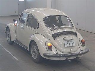 Volkswagen Beetle 價錢面議 Manual