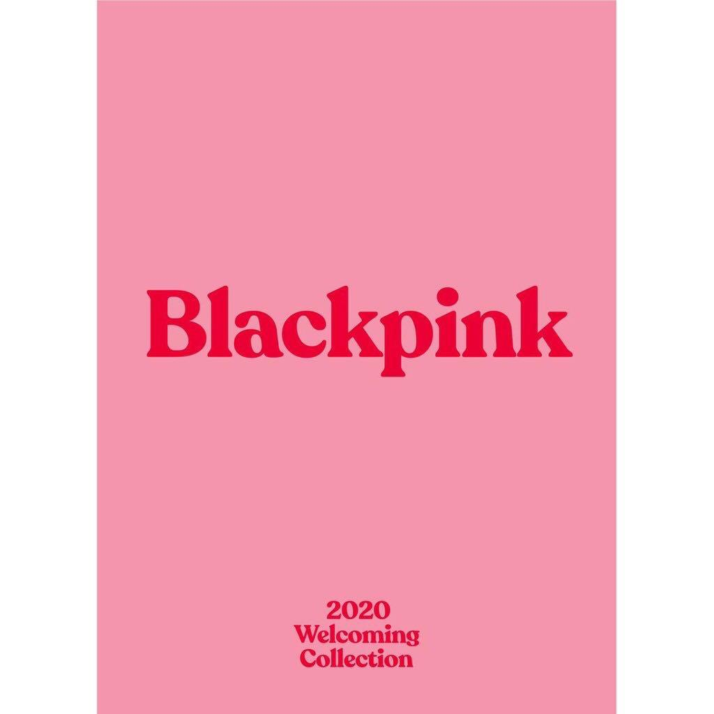 [WTS] BLACKPINK - BLACKPINK's 2020 WELCOMING COLLECTION