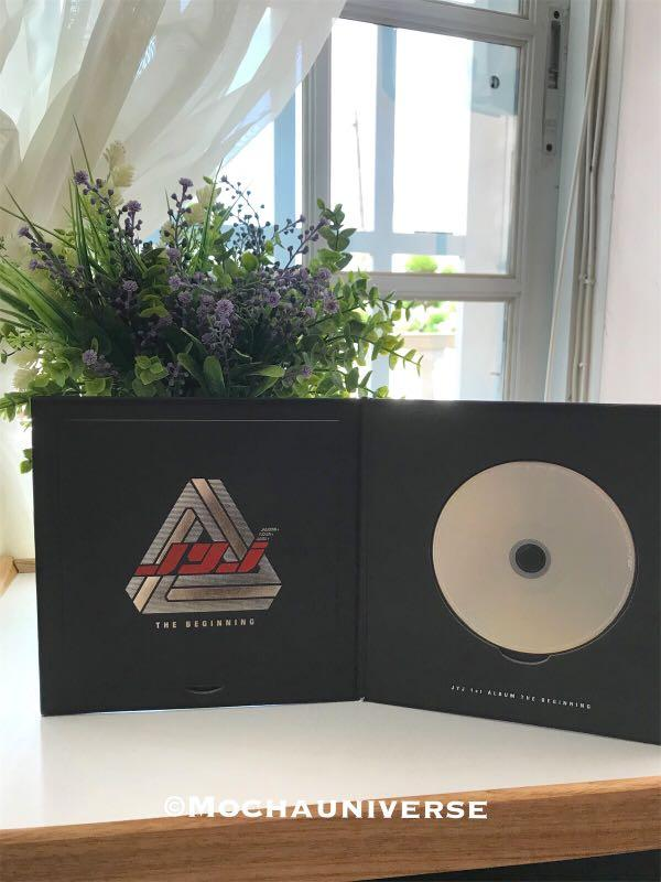 [WTS] JYJ First Album Special Edition — The Beginning