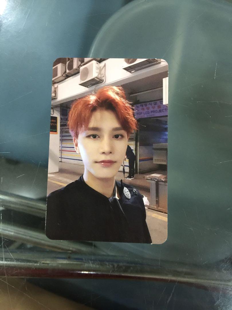 [WTT/WTS] NCT 127 Superhuman circle card,regular-irregular pc