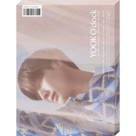 Yook SungJae (BTOB) - YOOK O'CLOCK (Special Album)