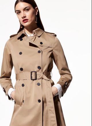 Aritzia Babaton Oliver Trench coat