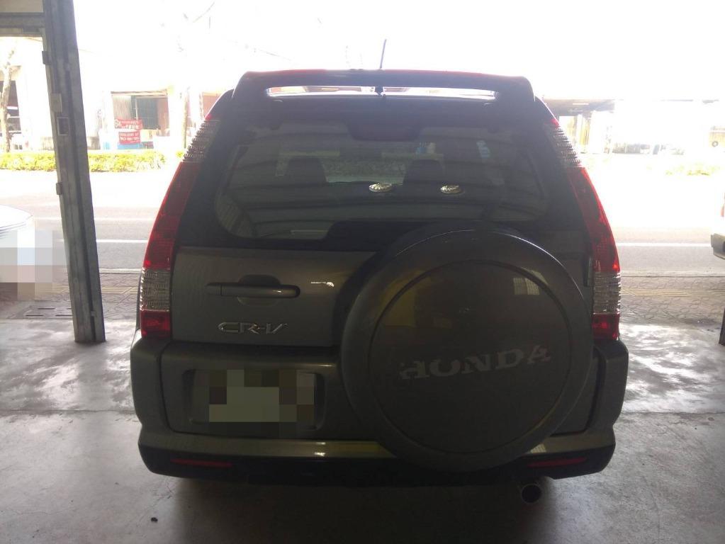 06本田 CRV