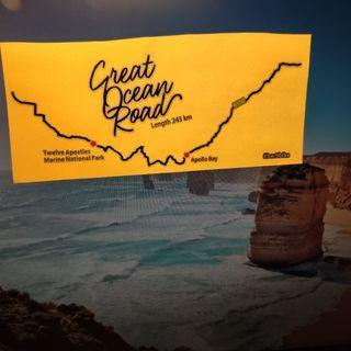 #GreatOceanRoad#大洋路#TheTwelveApostles#Australia#Victoria #bar9bike貼紙#自家設計#地道香港#特色汽車貼紙#3M車貼#特色汽車貼