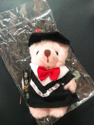 畢業娃娃熊#2020新用戶