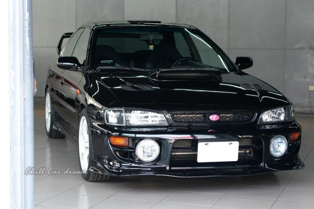 2001年 SUBARU IMPREZA GC8 車況好 (賞車加賴 la891121)