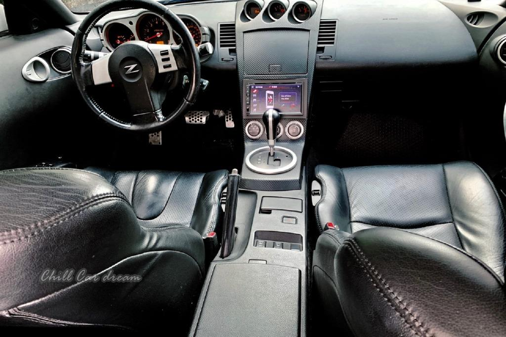 2004年 NISSAN 350Z 車況好 (賞車加賴 la891121)