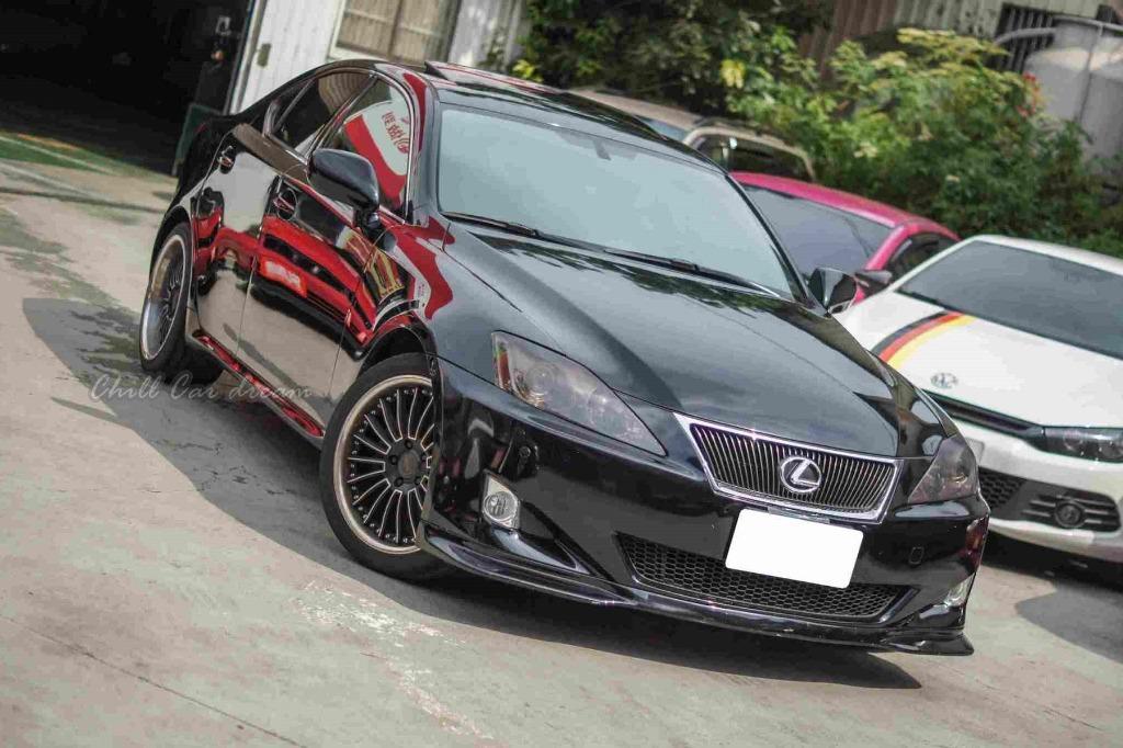 2006年 LEXUS IS250 車況好 (賞車加賴 la891121k)