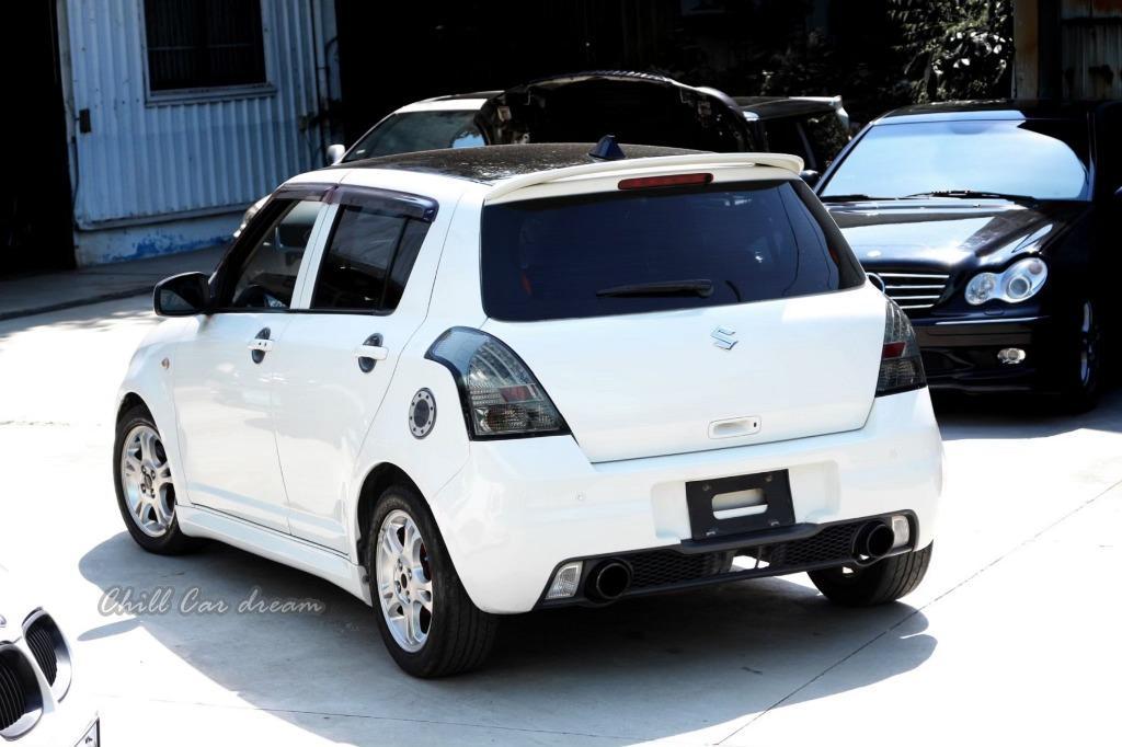 2006年 SUZUKI SWIFT 車況好 (賞車加賴 la891121)