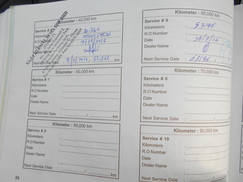 2012 Kia OPTIMA 2.0 K5(A)SUNROOF PUSHSTART LEATHER