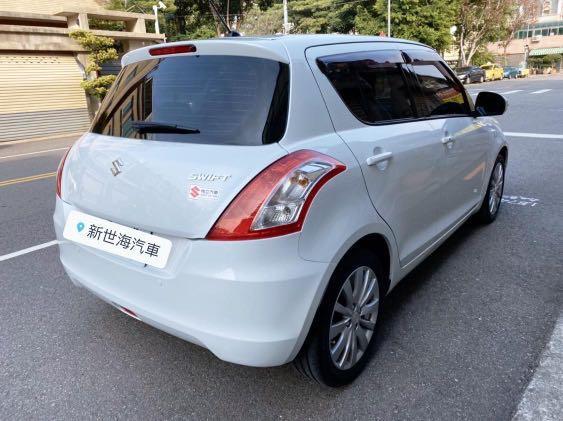 2012 Suzuki Swift 1.4 頂級