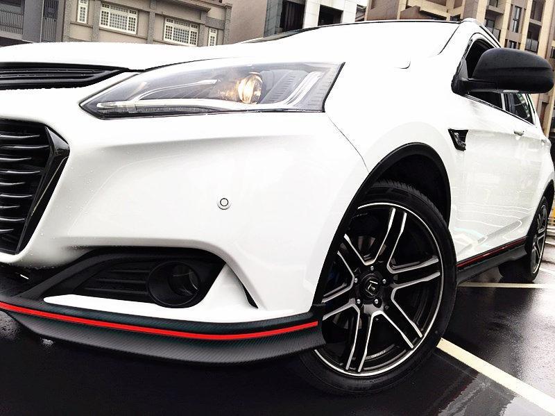 2018 Luxgen  U6 GT220 1.8 白