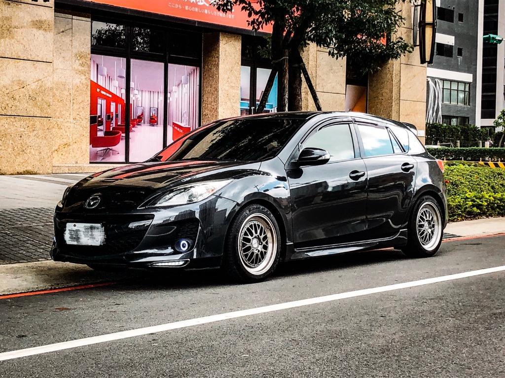 全額貸條件包裝 免保人 無薪轉勞保可辦理 2014年 Mazda3 5D