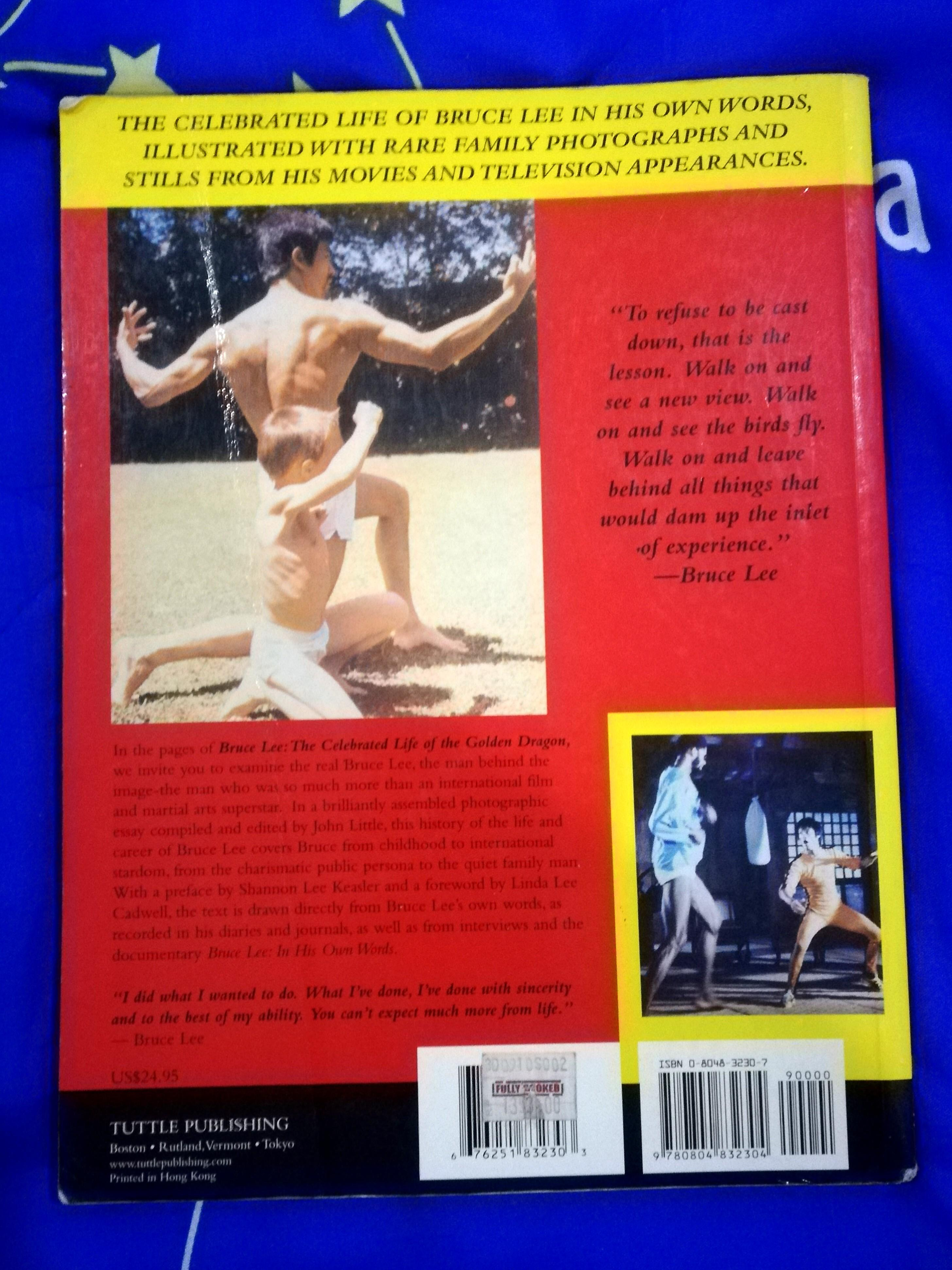(Award Winning Documentary Based!!) Bruce Lee - The Celebrated Life of the Golden Dragon