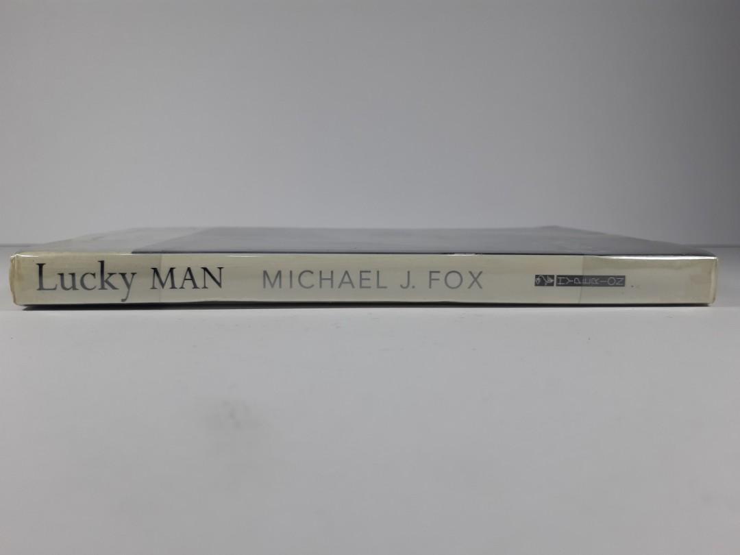 [Book Sale] Lucky Man Memoir by Michael J. Fox (Autobiography; NYT Bestseller)
