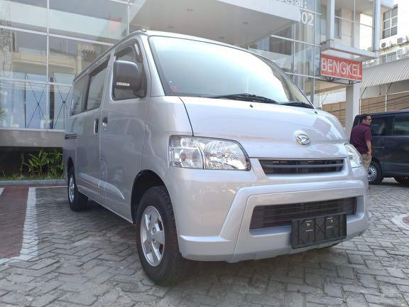 DP MURAH Daihatsu Granmax Minibus mulai 13 jutaan. Daihatsu Fatmawati.