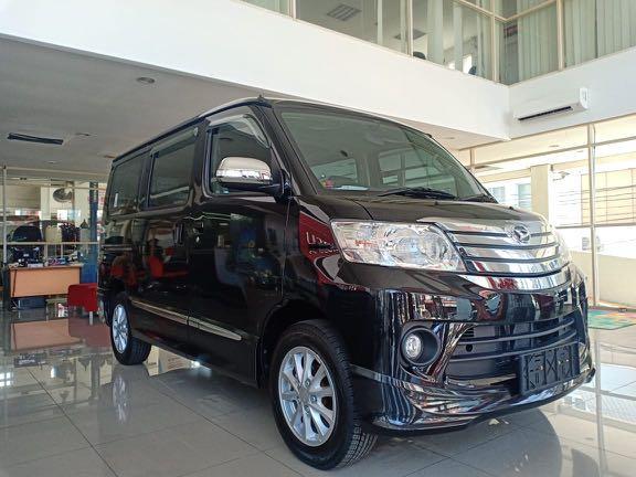 DP MURAH Daihatsu Luxio mulai 15 jutaan. Daihatsu Fatmawati.