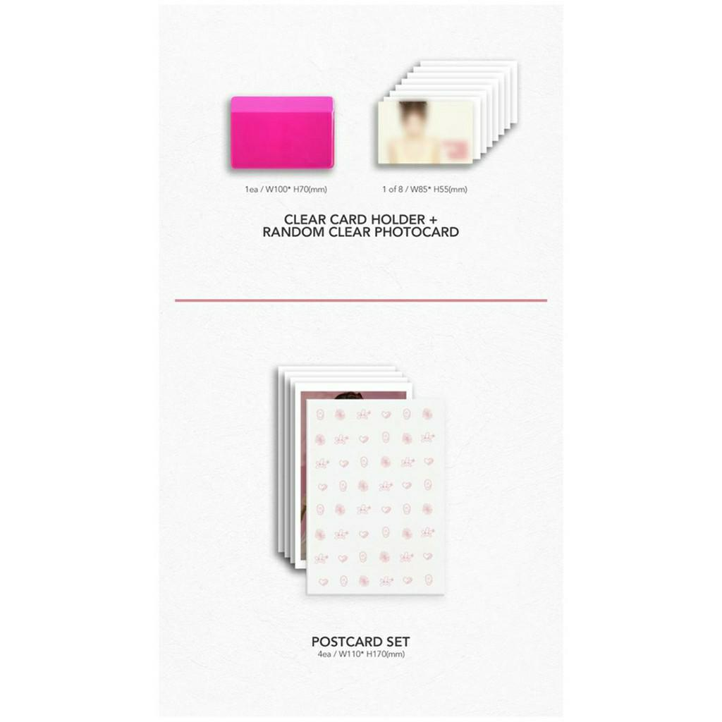 (FREE POSTAGE) BLACKPINK's 2020 WELCOMING COLLECTION