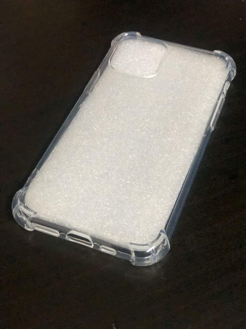 iPhone 11 Pro Case - Crystal Clear (New)  Reinforced Corners