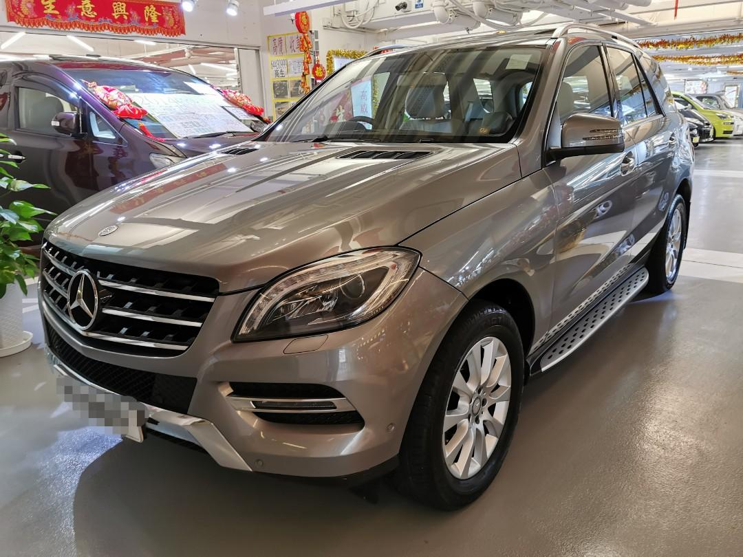 Mercedes-Benz ML350 ML350 dea Auto