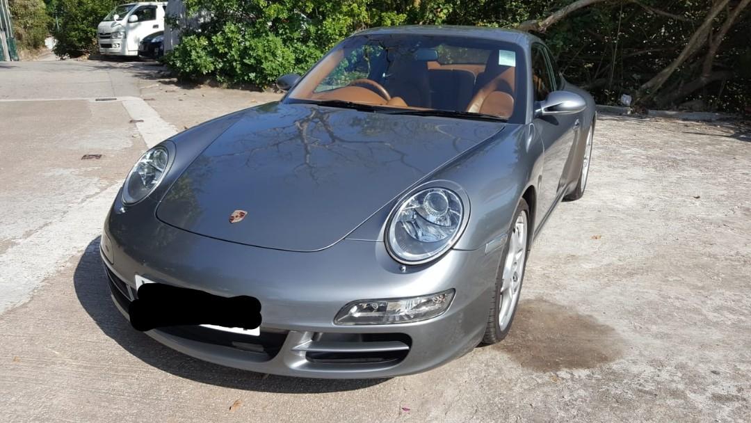 Porsche 911 3.8 Carrera S Coupe (A)