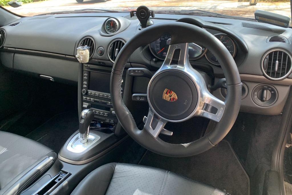 Porsche Cayman 2.9 Auto
