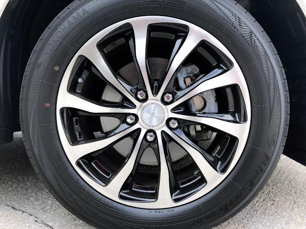 Toyota    ESTIMA HYBRID 2.4G FACELIFT   2013 Auto