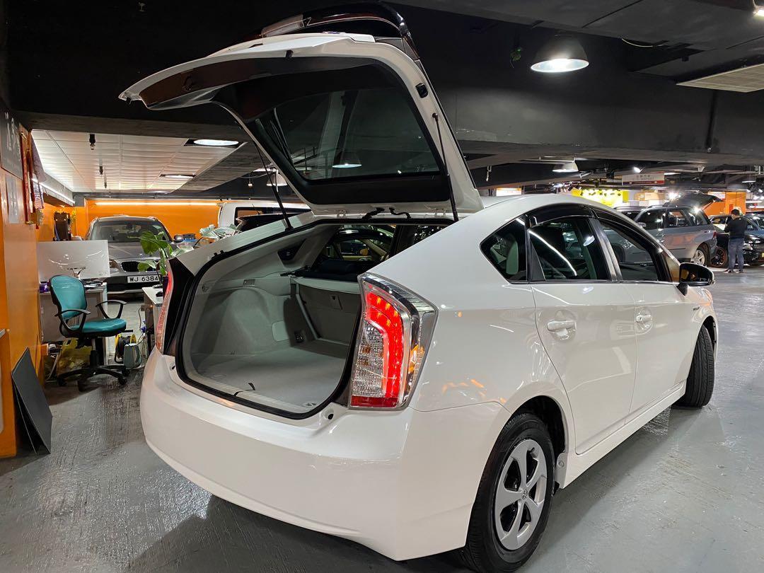 Toyota Prius 1.8 Hybrid  Auto